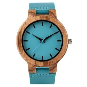 Oxygen Bamboo Watch Wudyo